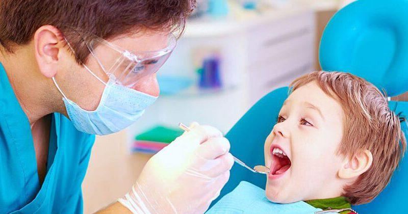 Tratamiento Dental para Niños