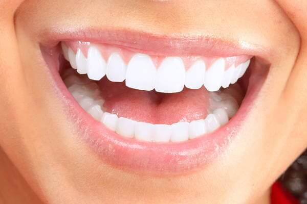 Paciente con buena salud dental.