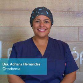 Adriana - Ortodoncia